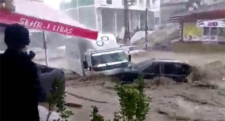 Ankara bugün felaketi yaşadı...