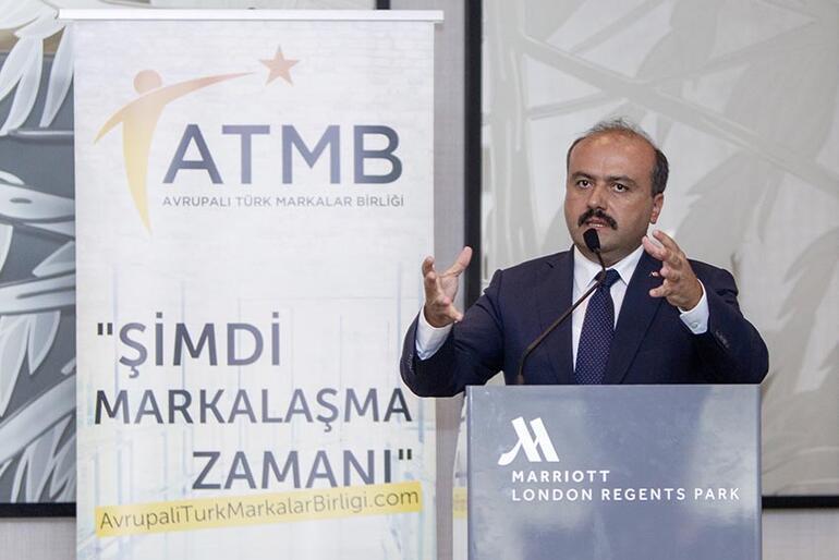 Avrupalı iş insanlarına Londra'da 'marka' ve 'girişimcilik' ödülü