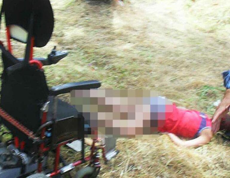 Engelli kadını bu hale getirenler serbest kaldı
