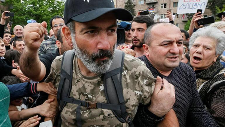 Başbakan Yıldırımdan Ermenistan Başbakanı Paşinyana yanıt