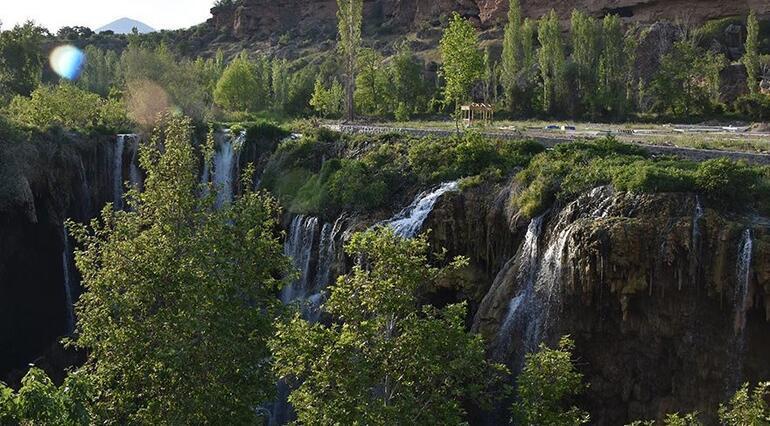 Gizli cennet Yerköprü Şelalesi turizme açılıyor