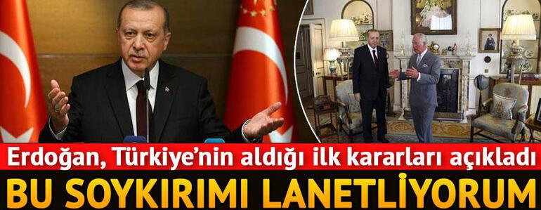 Son dakika... Cumhurbaşkanı Erdoğan, Bloomberg'e konuştu