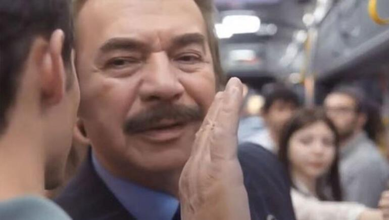 Orhan Gencebay'ın deodorant reklamı olay oldu