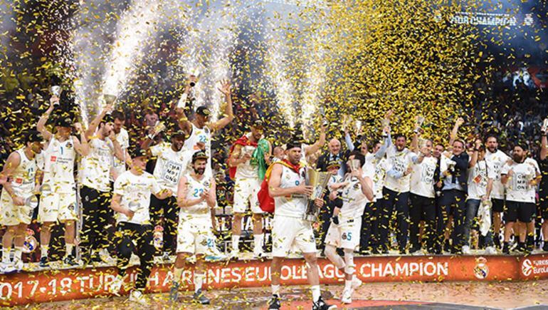 Fenerbahçe, Euroleague finalinde Real Madride yenildi