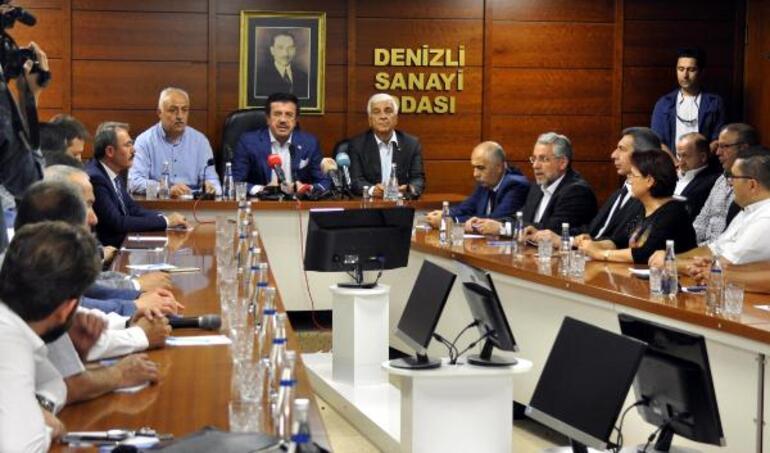 Ekonomi Bakanı Zeybekci tarih verdi: 10 gün sonra rahatladığımızı göreceksiniz