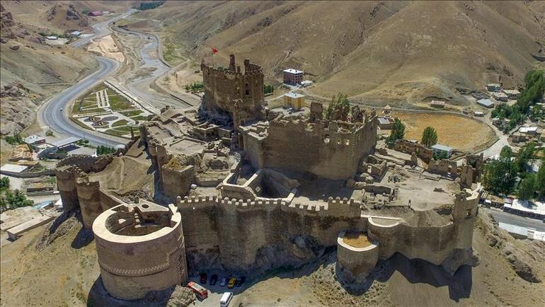 Urartular'dan kalan şehir Van