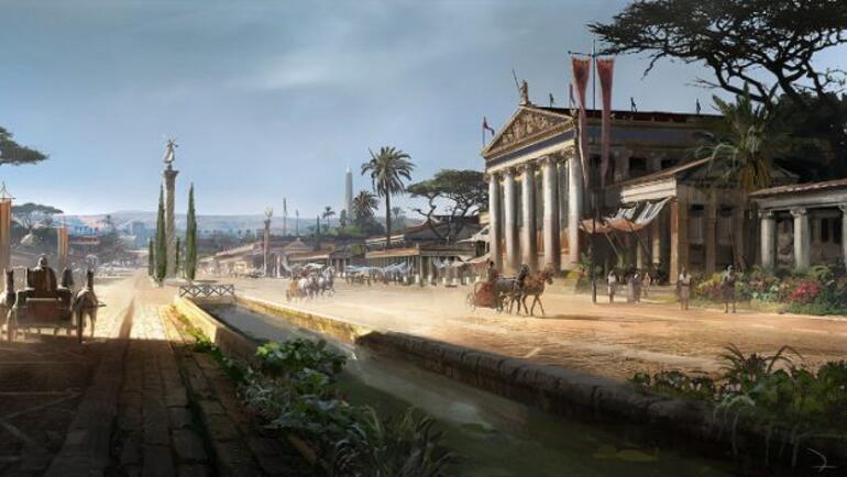 Ve resmen duyuruldu: İşte karşınızda Assassin's Creed Odyssey