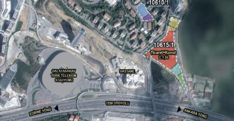 İstanbulun en değerli arazilerinden... 825 milyonluk teklif