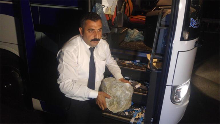 Balıkesir-Ankara otobüsünde büyük panik... Neye uğradıklarını şaşırdılar