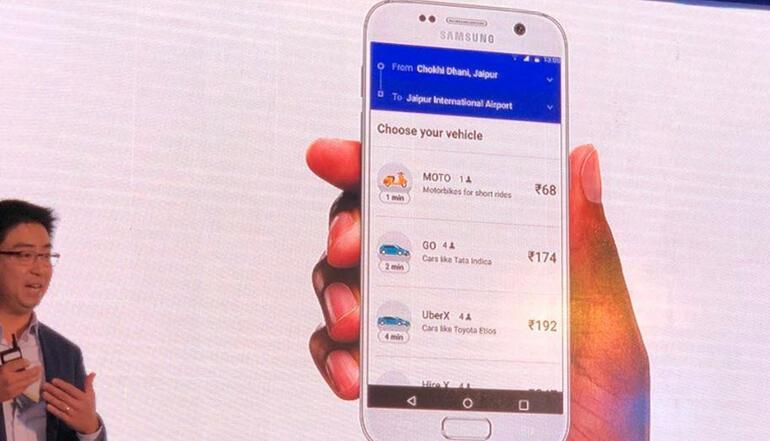 Uber Lite yayında Farklı ne özellik sunuyor