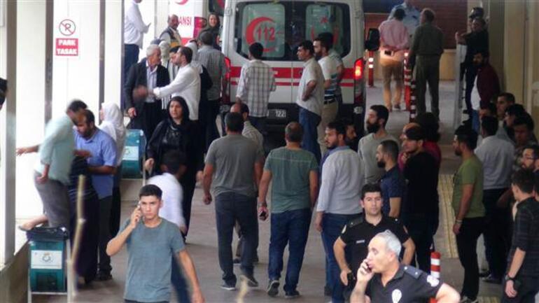 Suruçta AK Partililere saldırı... Bakan Demircan doğruladı
