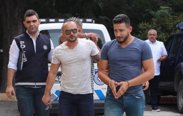 Balayına çıkan ünlü diyetisyeni hastanelik etmişlerdi 9 bodyguard tutuklandı