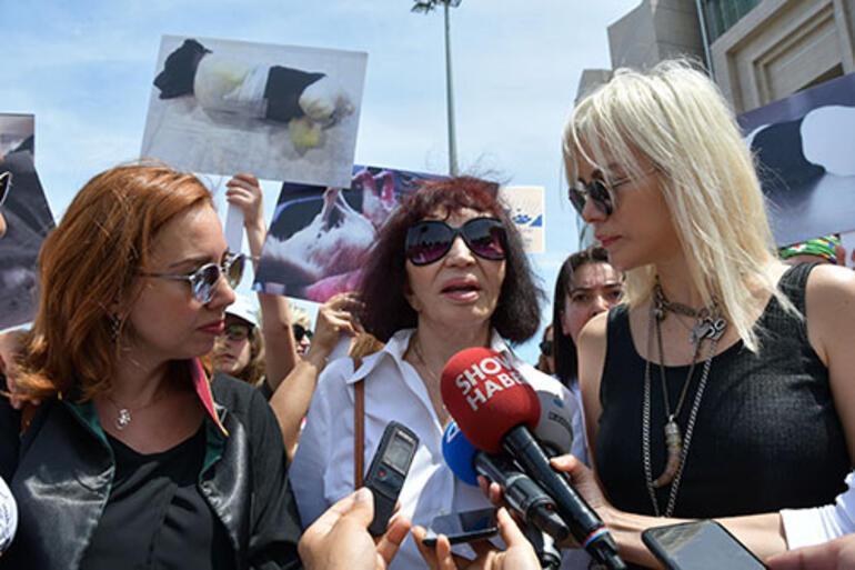 Hayvanseverlerden cezalar arttırılsın eylemi