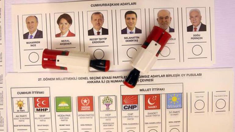 Nasıl oy kullanacağım İşte oy kullanırken dikkat edilmesi gerekenler