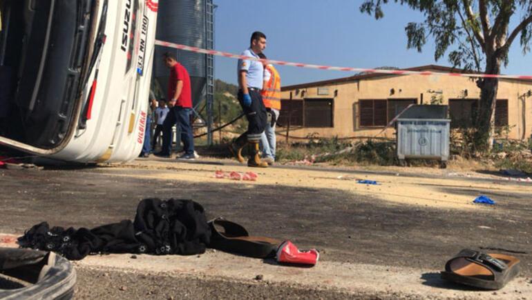 Bu sabah feci kaza: 3 ölü, çok sayıda yaralı