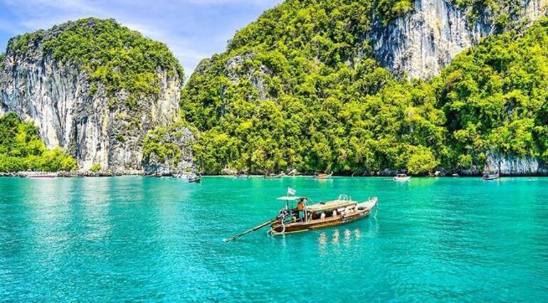 Turizm cenneti Phukete gitmek için 10 sebep
