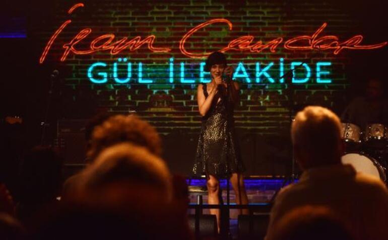 müzisyen İrem candar ikinci albümü gül ile akide yi verdiği