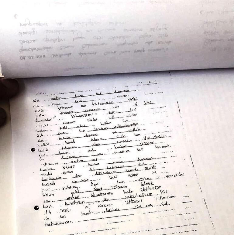 Utanç mektubu: Amcasının tecavüz ettiği12 yaşındaki kız çocuğu okul koridoruna bıraktı