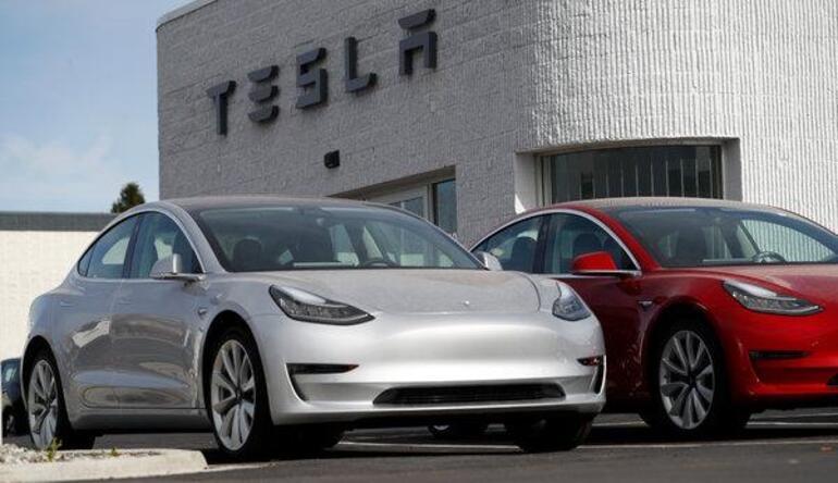 Tesla Model 3 satışları başlıyor