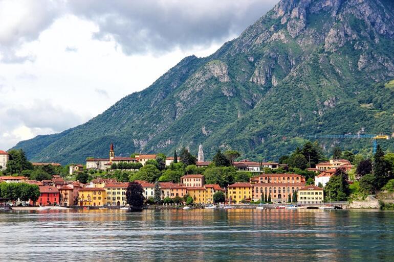 İtalyanın en meşhur gölü: Como