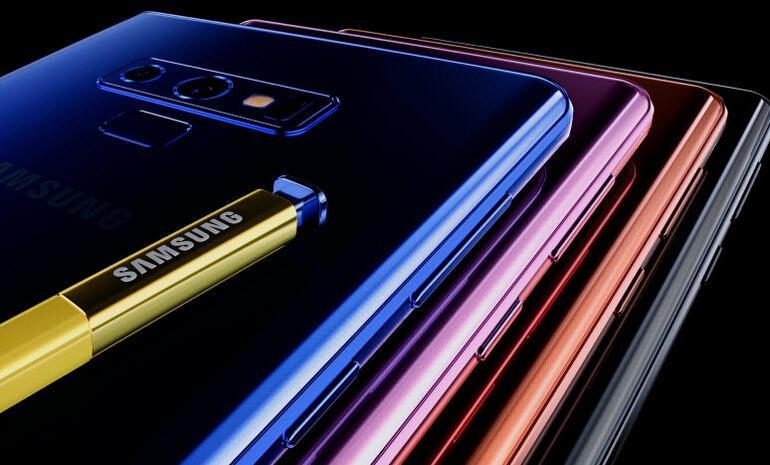 Samsung Galaxy Note 9 tanıtıldı İşte tüm özellikleri ve fiyatı