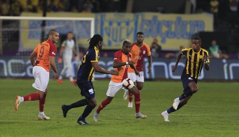 Galatasaray kaldığı yerden... Son şampiyon Ankaradan 3 puanla döndü