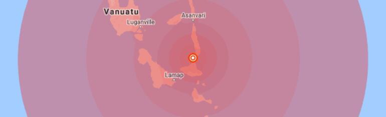 2 ülke şiddetli depremlerle sarsıldı