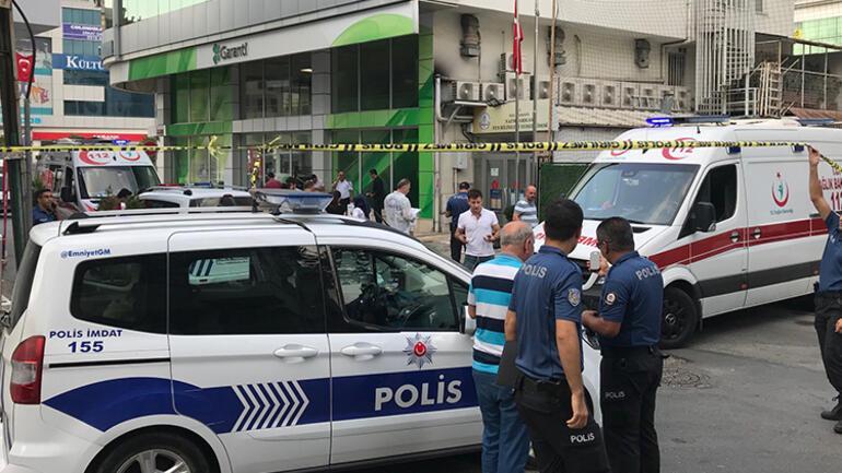 İstanbulda polis ve astsubay arasında silahlı kavga: 1 ölü 2 yaralı