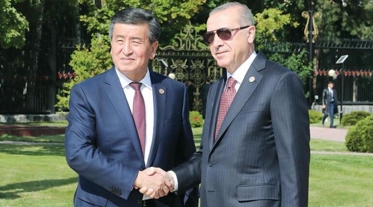 Kırgızistan'a 130 kişilik FETÖ listesi