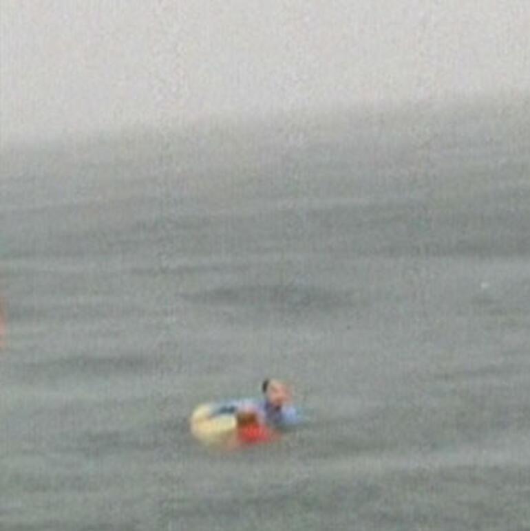 Son dakika... Bostancı sahili açıklarında helikopter düştü