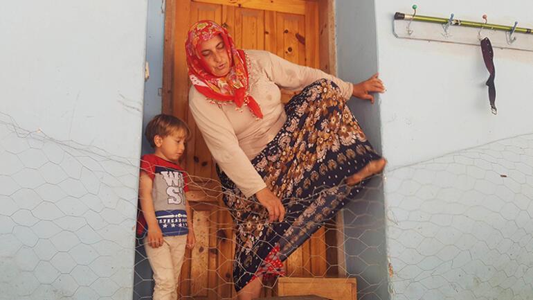 Oğluna kızan Trabzonlu babanın intikamı
