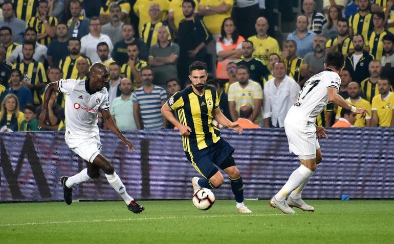 Kadıköyde ne üzüldüler ne sevindiler! Fenerbahçe – Beşiktaş derbisi 1-1 sona erdi