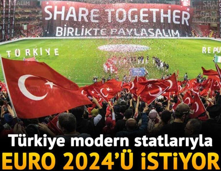 Cumhurbaşkanı Erdoğandan EURO 2024 açıklaması