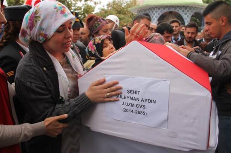Türkiye Batman şehitlerine ağlıyor…