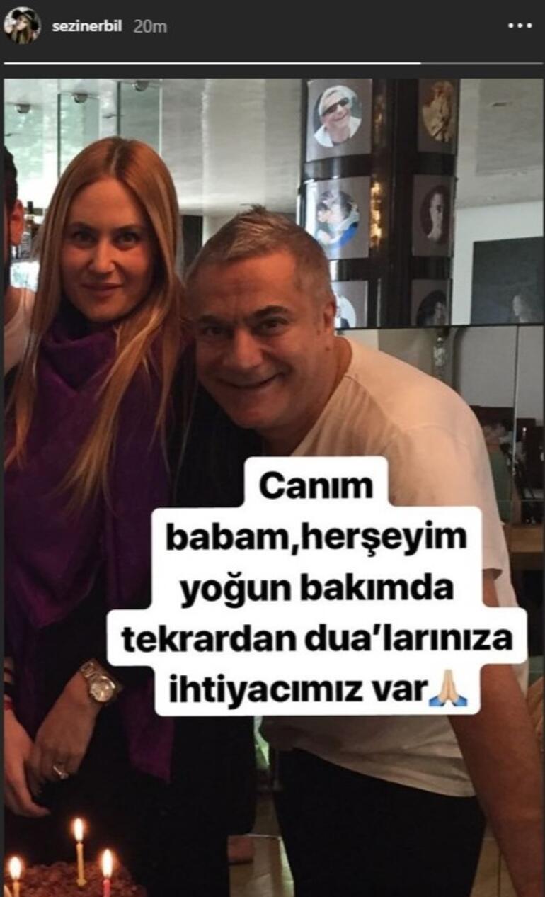 Mehmet Ali Erbil korkuttu