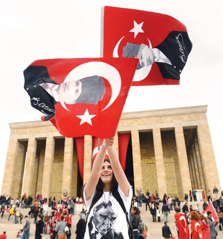 29 Ekim Cumhuriyet Bayramı... Cumhuriyet'in 95. yıldönümünü kutluyoruz