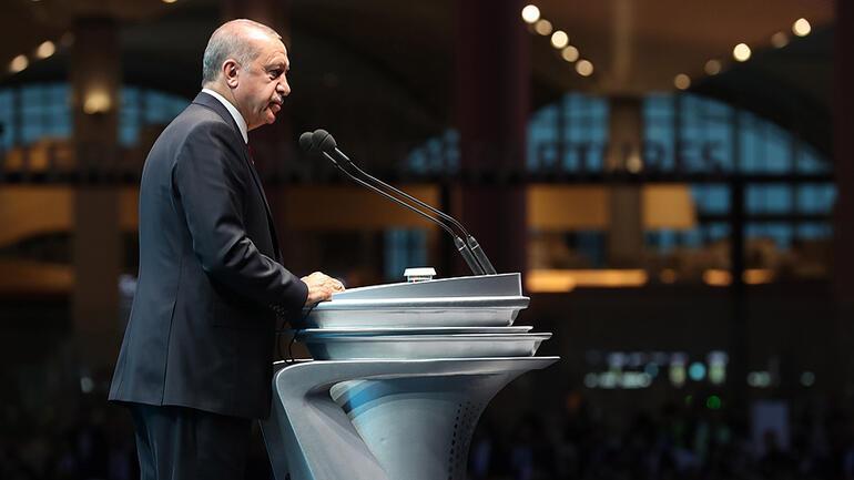 Son dakika... Cumhurbaşkanı Erdoğan, yeni havalimanının ismini açıkladı