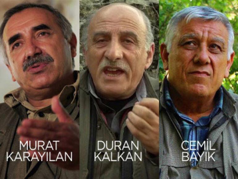 Son dakika... ABD, 3 PKKlı teröristin başına 12 milyon dolar ödül koydu