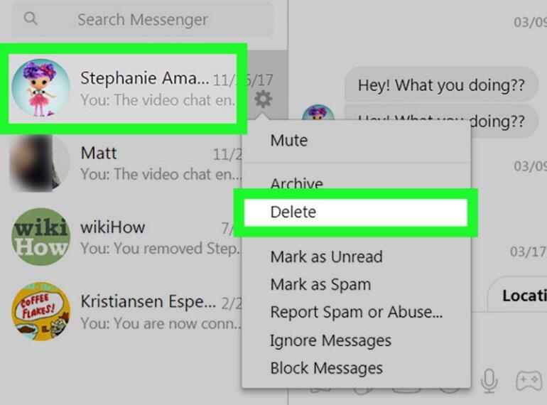 Whatsapptaki bomba özellik Facebook Messengera da geldi