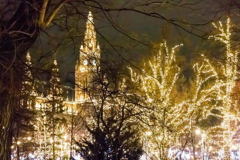 Yılbaşının vazgeçilmez adresi: Viyana