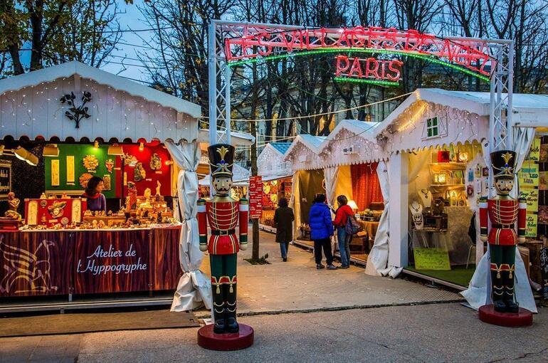 Avrupanın en güzel Noel pazarları