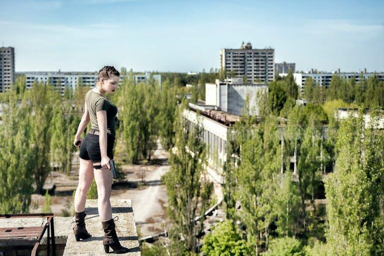 Terk edilmiş yerlerin etkileyici fotoğrafları