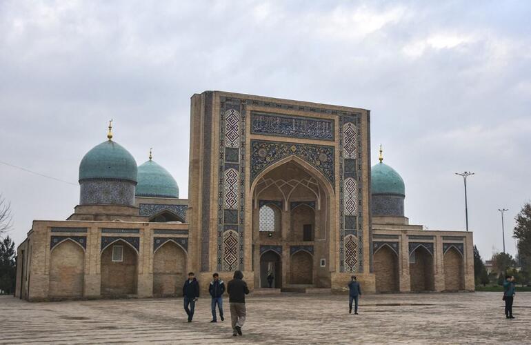 Orta Asyada keşfedilmeyi bekleyen hazine