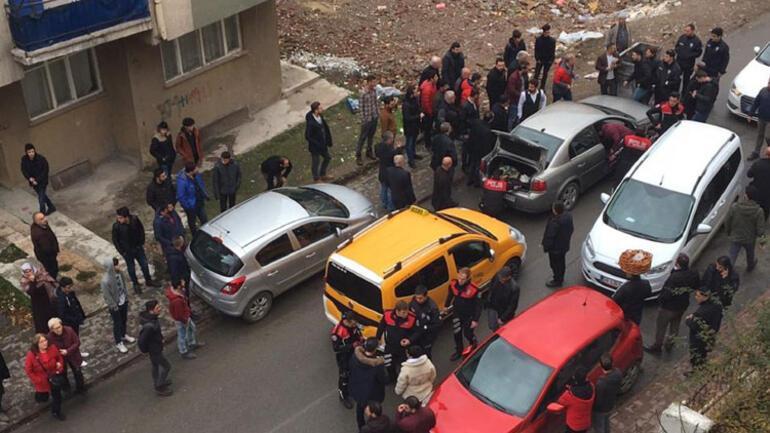 Sivas'ta dehşet anları! Genç kadını metrelerce sürükledi