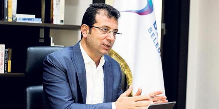 CHP'nin adayı galiba Ekrem İmamoğlu olacak