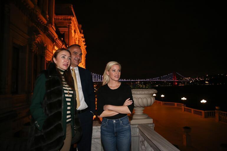 Dünyaca ünlü yıldız İstanbulda