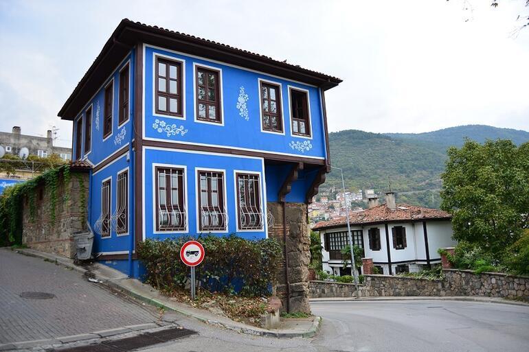 Bursa'nın merkezine seyahat 92