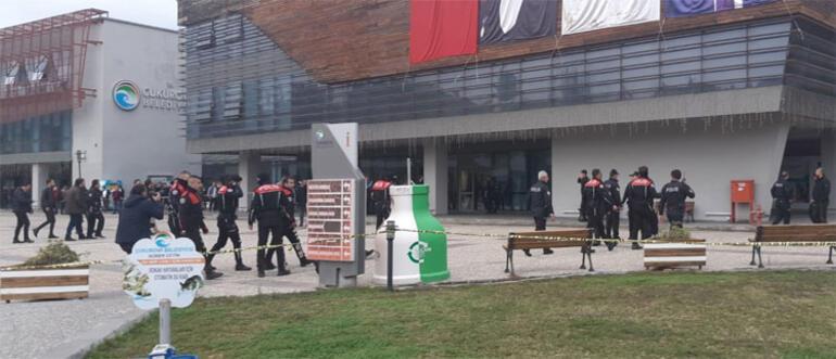 Son dakika: Çukurova Belediyesi'nde silahlı saldırı 2 ölü, 1 yaralı...
