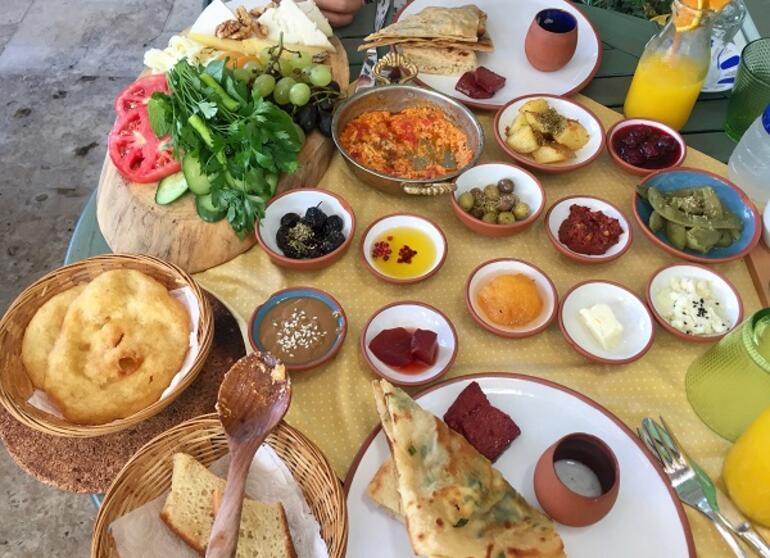 Antalya'nın en lezzetli durakları