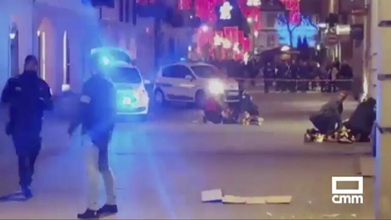 Fransada alarm... Evlerden çıkmayın çağrısı: Çok sayıda ölü ve yaralı var
